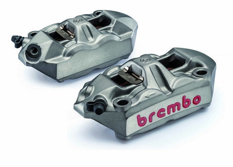 Brembo - 108mm Cast Monobloc M4 Calipers - 220.A397.10