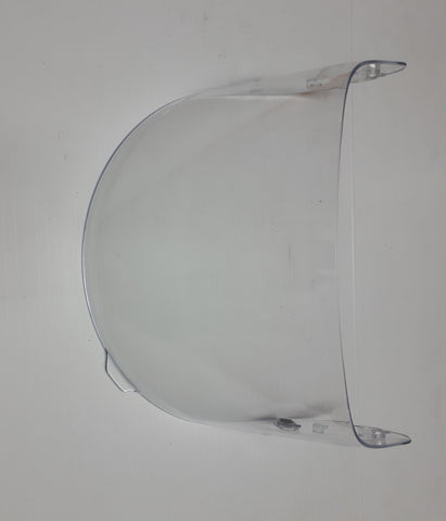 Flat clear anti-fog shields HJC