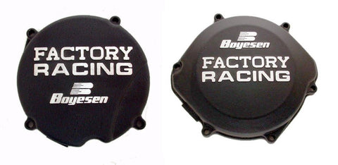 BOYESEN FACTORY RACING COVERS KIT - HONDA CR500 84-01