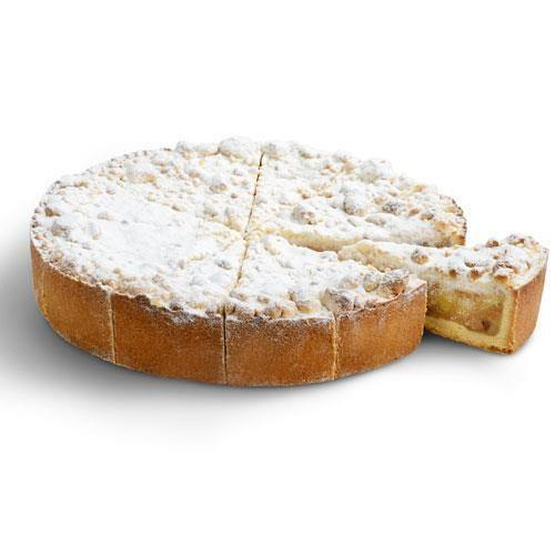 Apple Crumble Pie  (12 portions) Europ Food Canarias