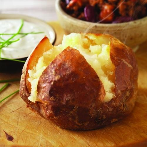 Bannisters Jacket Potatoes (Pack of 7) Europ Food Canarias