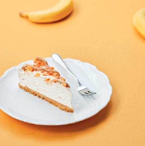 Banoffee Cheesecake (16 portions) Europ Food Canarias
