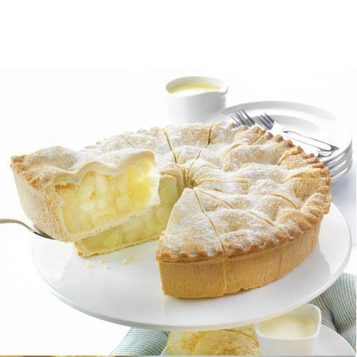 Bramley Apple Pie (14 portions) Europ Food Canarias