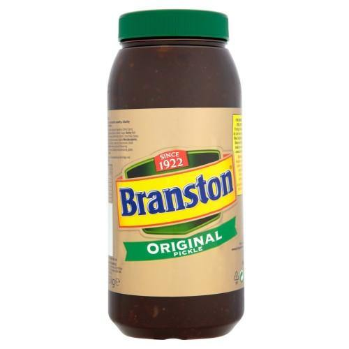 Branston Pickle (2.5kg) Europ Food Canarias