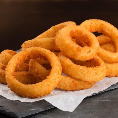 Breaded Onion Rings (1kg) Europ Food Canarias