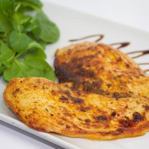 Cajun Chicken Steaks (3.2kg) Europ Food Canarias