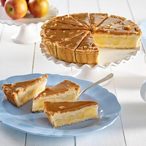 Caramel & Apple Pie (14 portions) Europ Food Canarias