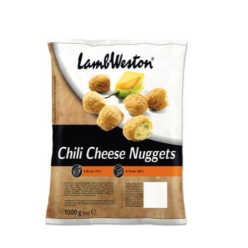 Chilli Cheese Nuggets (1kg) Europ Food Canarias