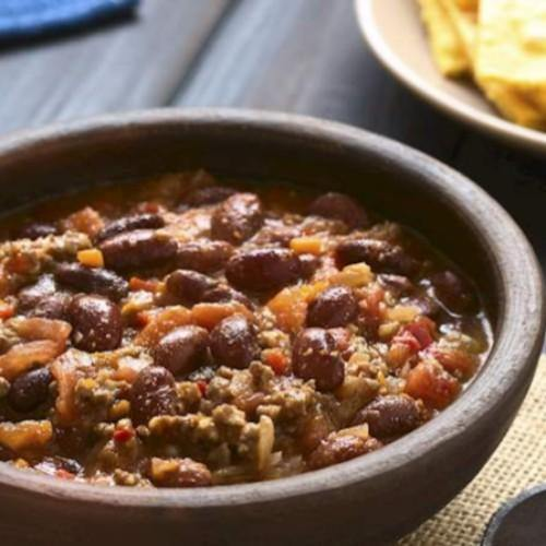 Chilli con Carne (400g) Europ Food Canarias