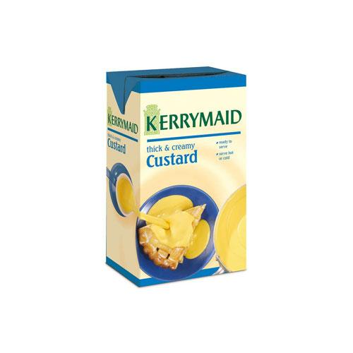 Custard ready to serve (1ltr) Kerrymaid Europ Food Canarias