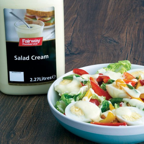 FAIRWAYS Salad Cream 2.27 litre Europ Food Canarias