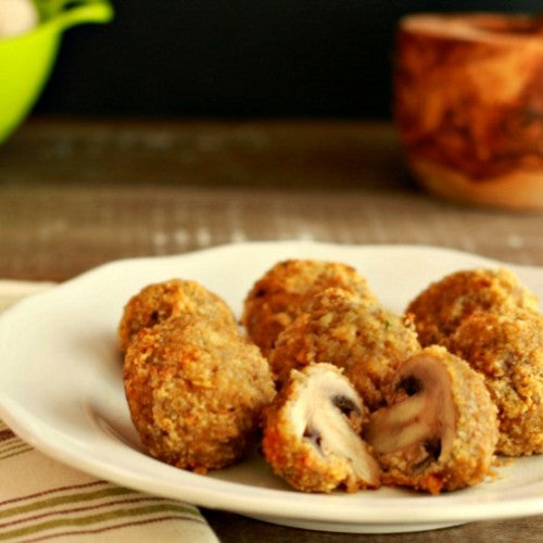 Garlic Breaded Mushrooms (900g) Europ Food Canarias