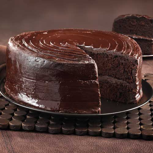 Gluten Free Alabama Fudge Cake (14 portions) Europ Food Canarias