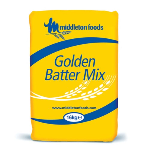 Golden Batter Mix 1.5 kg Europ Food Canarias