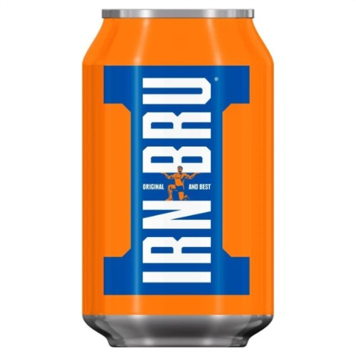 IRN-BRU 330ml x 24 Europ Food Canarias