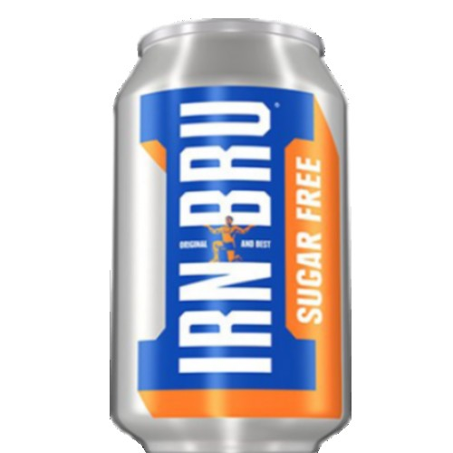 IRN-BRU Light 330ml x 24 Europ Food Canarias