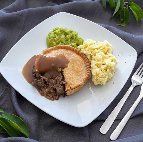 Jumbo Steak and Guiness pie x 8 Europ Food Canarias