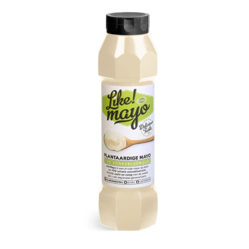 LIKE MAYO! Vegan Mayonnaise 800ml Europ Food Canarias