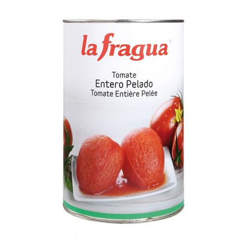 La Fragua Plum Tomatoes (6 x 800g) Europ Food Canarias
