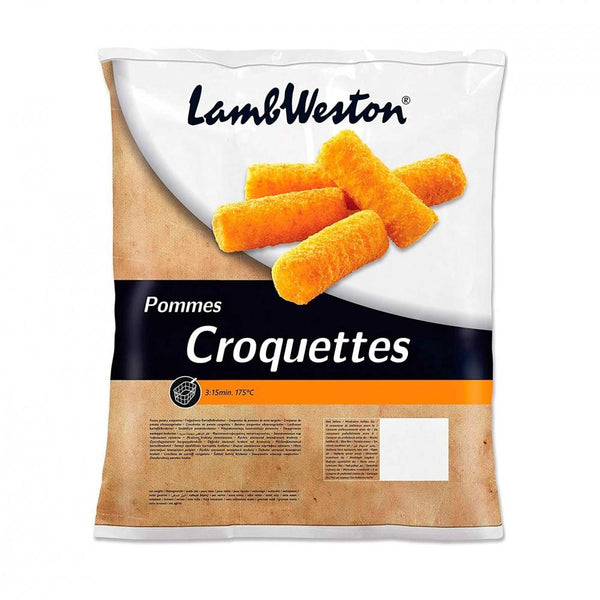 Lamb & Weston Potato Croquettes (1kg) Europ Food Canarias