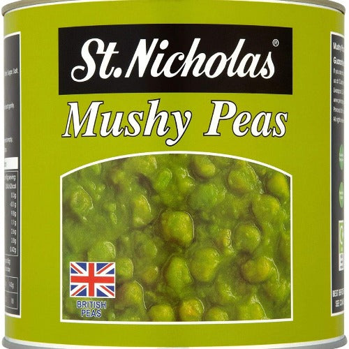 PRINCESS LTD Mushy Processed Peas 2.61kg Europ Food Canarias
