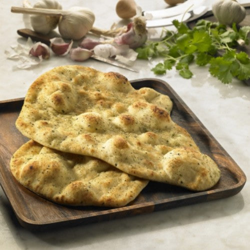 Plain Naan Bread 24 x 100g Europ Food Canarias
