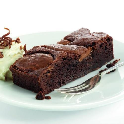 SIDOLI Brownie Slice (18 portions) Europ Food Canarias