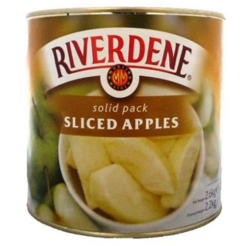 Sliced Apples in water 2.5kg Europ Food Canarias