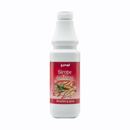 Strawberry Syrup | 1 ltr. Europ Food Canarias