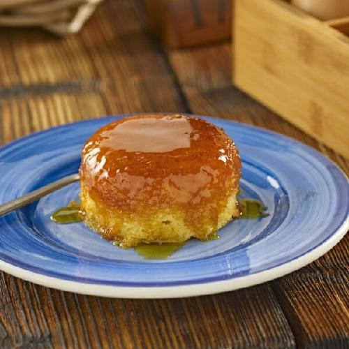 Syrup Sponge Pudding Europ Food Canarias
