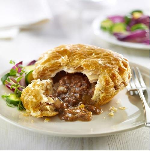 WRIGHTS Baked Premium Minced Beef And Onion Pies Wrights