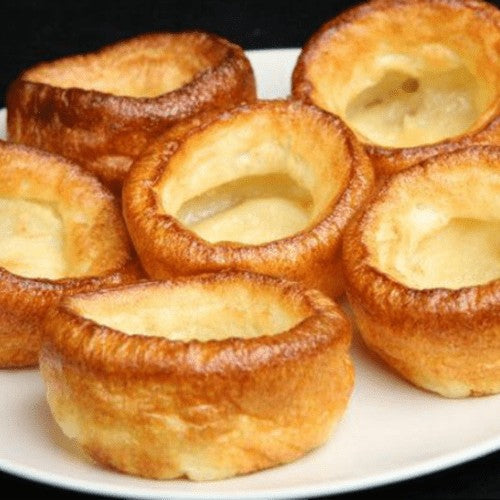 Yorkshire Puddings, Small (Pack of 20) Europ Food Canarias
