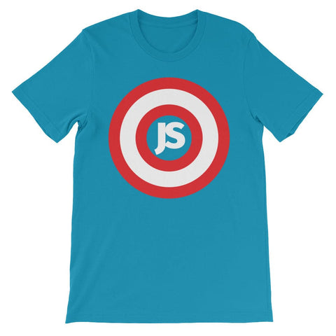 Captain JS short sleeve tshirt
