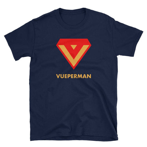 Vueperman Short-Sleeve T-Shirt