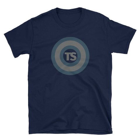 Captain TS Short-Sleeve T-Shirt