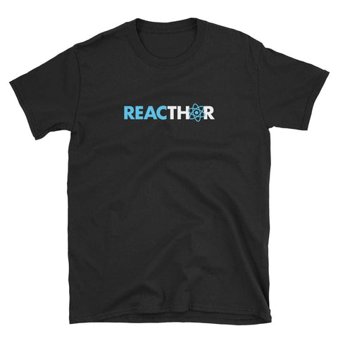 REACTHOR short sleeve unisex tshirt