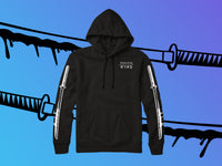 *limited edition* Double katana hoodie