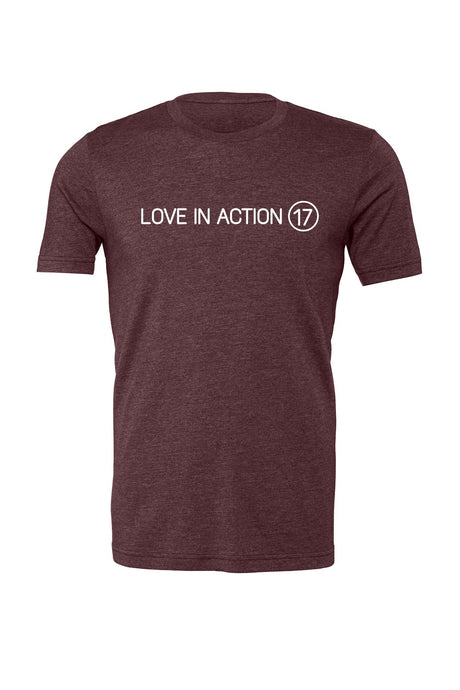 LOVE IN ACTION 17 CARDS + SHIRT