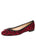 Womens Cheetah Rojo Pavlova Vegan Ballet Flat Alternate View