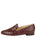 Womens Acorn Croc Leather Tuxie Smoking Slipper Flat 7