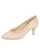 Womens Beige Patent Peptalk Alternate View