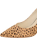 Womens Beige Spotted Pony Kay 6