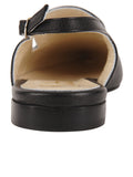 Womens Black Leather Mira 2