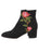 Womens Black Suede Niece 7