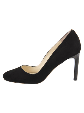 Womens Black Suede Onima 7