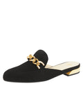 Womens Black Suede Tara