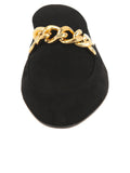 Womens Black Suede Tara 4