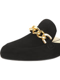 Womens Black Suede Tara 6