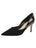 Womens Black Suede Esty Pointed Toe Pump Alternate View