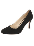 Womens Black Suede Virtue
